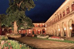 Hotel-Monasterio